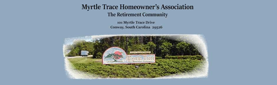 Myrtle Trace HOA